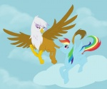artist_unknown gilda rainbow_dash