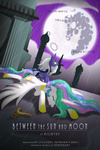 elements_of_harmony highres killryde mare_in_the_moon moon poster princess_celestia rain starswirl_the_bearded tears