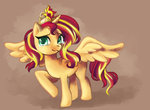 alicorn faycoon sunset_shimmer