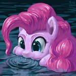 bubble highres pinkie_pie tinybenz water