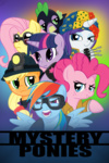 applejack fluttershy main_six mystery_men parody pinkie_pie poster rainbow_dash rarity spike twilight_sparkle txlegionnaire