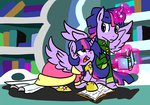 book clone gender_swap kikirdcz kittiesandbears101 princess_twilight shipping twilight_sparkle