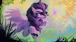 hierozaki highres kirin princess_twilight species_swap twilight_sparkle