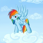 andren cloud rainbow_dash