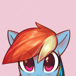mirroredsea rainbow_dash