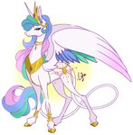 liza-lee princess_celestia