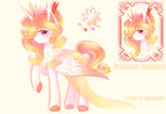 highres princess_celestia redesign shimayaeiko
