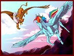 border flying gilda horselike rainbow_dash speras