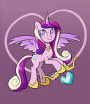 bow_(weapon) highres mew-me princess_cadance