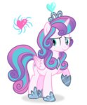 grown_up highres princess_flurry_heart rainbow15s