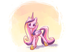 naroclie princess_cadance