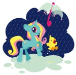 dewdrop_dazzle duck powermilk rain umbrella