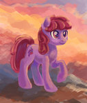 background_ponies berry_punch maytee