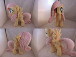 fluttershy little-broy-peep-inc photo plushie toy