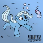 album_cover megasweet nirvana parody seaponies the_great_and_powerful_trixie