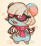 hamster photo_finish species_swap xxmioxx