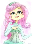 equestria_girls fluttershy highres humanized nendo23
