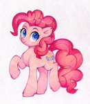 highres pinkie_pie traditional_art zoliklispp