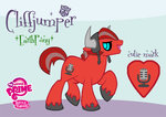 cliffjumper ponified rikuta transformers