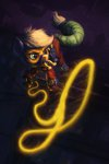 applejack assasinmonkey costume highres mistress_marevelous power_ponies