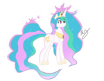 princess_celestia strobo-pop