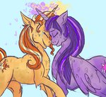 princess_twilight shipping sun-shimmer sunlight sunset_shimmer tears twilight_sparkle