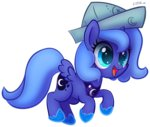 ctb-36 filly hat princess_luna transparent woona woonastuck
