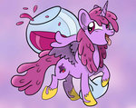 alicorn berry_punch princess sorasarah212 wine wine_glass