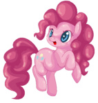 dappledew mspaint pinkie_pie transparent