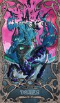 highres queen_chrysalis soursketches tarot
