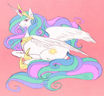 ari0th princess_celestia sketch