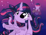 angelstar063 cephalopod highres octopus princess_twilight twilight_sparkle wat