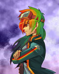 Post 67454, tags: goggles, gomigomipomi, humanized, rainbow_dash, rating:Safe, score:7, user:Tailspin