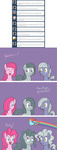 ask askthepiesisters atlur blob highres limestone_pie marble_pie pinkie_pie rainbow_dash siblings