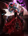 absurdres bat costume dress hat highres jadedjynx queen_chrysalis vampire