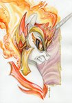 daybreaker highres sararichard traditional_art