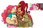 cherry_jubilee humanized pinkie_pie screencap_redraw stevetwisp
