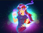 humanized magic moondancer rainbow-sunlight