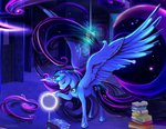 book highres magic princess_luna viwrastupr