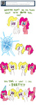 ask asksurprise beard evil_twin g1 generation_leap pinkie_pie surprise willdrawforfood1