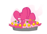candy christheponyguy pie pinkie_pie species_swap transparent