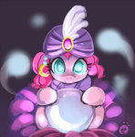 crystal_ball ende26 fortune_teller pinkie_pie