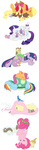 angel apple_bloom applejack bird ferret fluttershy gummy kumkrum magic mouse nightcap opalescence owlowiscious peewee pinkie_pie pound_cake pumpkin_cake rainbow_dash rarity scootaloo sleeping spike sweetie_belle tank transparent twilight_sparkle winona