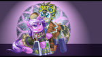 amethyst_star black_bars coat goggles hat machine saturnspace steampunk tagme time_turner