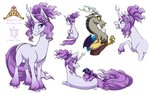 discord heilos highres ponified tree_of_harmony twilight_sparkle