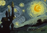 livestream mare_in_the_moon moon princess_celestia spectralunicorn the_starry_night vincent_van_gogh