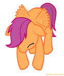 animated naroclie scootaloo