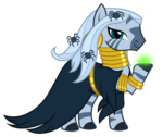 3luk costume nightmare_night transparent zecora