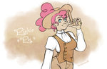 glasmond humanized pinkie_pie