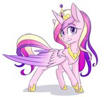 highres princess_cadance silbersternenlicht